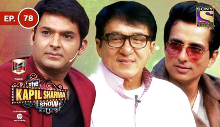 Episode 78 - The Kapil Sharma Show - Jackie Chan In Kapil Show