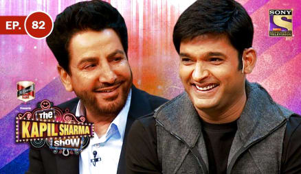 Episode 82 The Kapil Sharma Show Gurdas Maan In Kapil Show