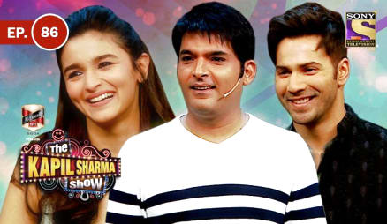 Ep 86 - The Kapil Sharma Show - Varun And Alia In Kapils Show