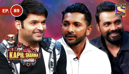 Ep 89 - The Kapil Sharma Show - Remo, Terence And Vaibhavi In Kapils Show