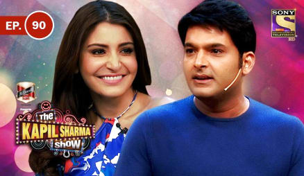 Ep 90 - The Kapil Sharma Show - Anushka Sharma In Kapils Show