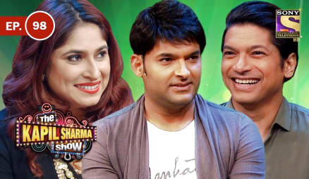 Ep 98 - The Kapil Sharma Show - Shaan In Kapils Show