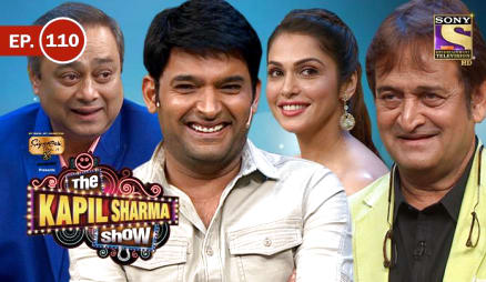 Ep 110 - The Kapil Sharma Show - Team Friendship Unlimited In Kapils Show