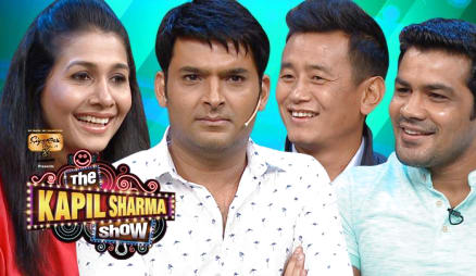 Ep 115 - The Kapil Sharma Show - Night Of The Champions