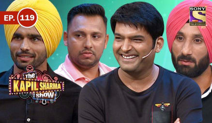 The Kapil Sharma Show Episode 119 - 8 July - 480p HDTVRip
