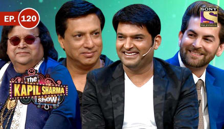 The Kapil Sharma Show Episode 120 - 9 July - 480p HDTVRip
