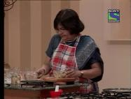 Cook It Up With Tarla Dalal - Hari Chila Roti - Ep 1 - Quickisode 3