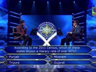 Hemant quits the show by winning Rs. 12,50,000 - KBC 2014