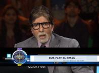 Play Along with Amitabh Bachchan - Promo 1