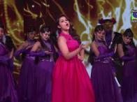 Govinda, Parineeti, Ranveer and Ali perform on Kill Dil - KBC 2014