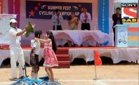 Baal Veer - Host announces the winner of the cycle competition - Ep 177 - May 31, 2013