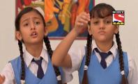 Baal Veer - Ep 520 - 27th August, 2014 - Students are mesmerized to see Lord Krishna