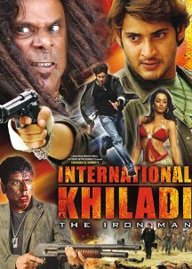 International Khiladi - The Iron Man
