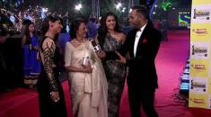 Filmfare Awards  - Andy gets the stars to sing