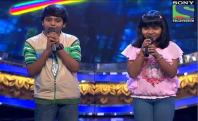 Indian Idol Junior - Ravi, Tusshar and Judges comment on Anmol and Anjana
