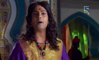 Bharat Ka Veer Putra - Maharana Pratap - Ep 175 - March 19, 2014 - Behram and Rao Surtan reveal a shocking truth to Jalal