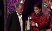 Filmfare Awards  - Chunkylal kicks-off the Red Carpet - Red Carpet - 59th Filmfare Awards 2013