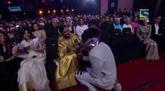 Filmfare Awards  - Rekha & Ranbir in Silsila- 59th Filmfare Awards 2013
