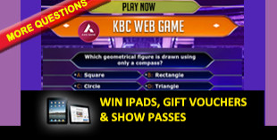 KBC Web Game