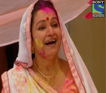 Kuch Toh Log Kahenge - Ashutosh and Nidhi celebrate the festival of Holi - Ep 346 - Mar 28, 2013