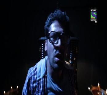Bhoot Aaya - Ep 20 - March 9, 2014 - Scary street of Nadia