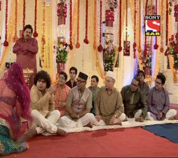 Chidiya Ghar - Ep 696 - 21st July, 2014 - Sangeet of Chopra