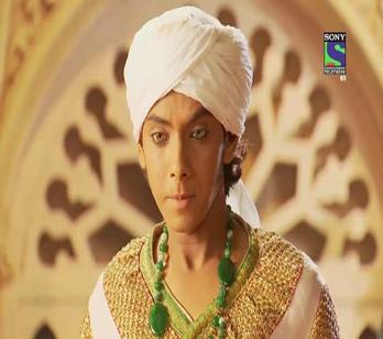 Bharat Ka Veer Putra - Maharana Pratap - Ep 249 - 28th July, 2014 - Jalal walks on hot Sand