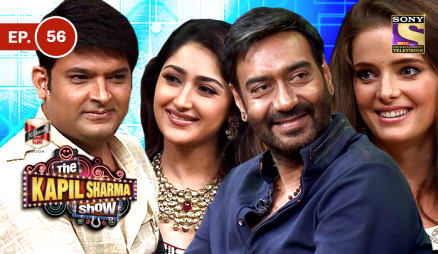 Ep 56 - Team Shivaay In Kapils Show