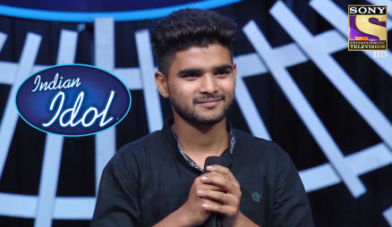 Salman Ali Transcends the Soul With His Singing - Indian Idol